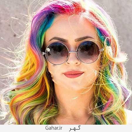 hilight hair 2016 8 جدیدترین مدل های هایلایت زمستانی