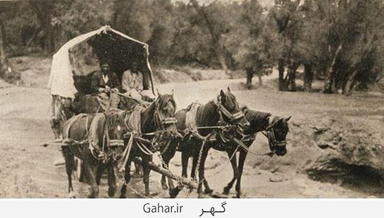 iran old road 3 عکس های قدیمی از جاده های ایران