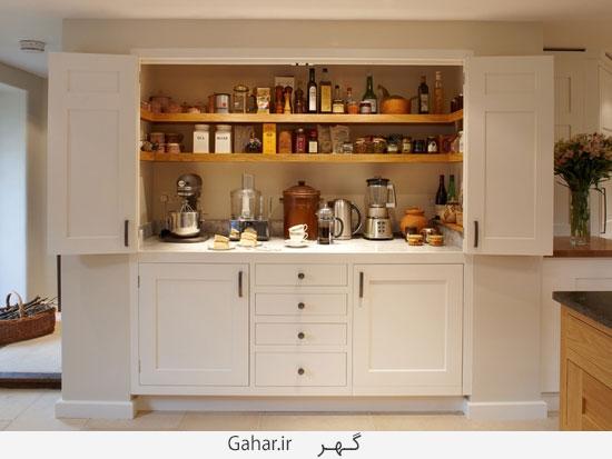 kitchen 1 چیدمان لوازم آشپزخانه در آشپزخانه های کوچک