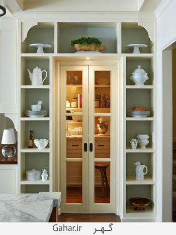 kitchen 11 چیدمان لوازم آشپزخانه در آشپزخانه های کوچک