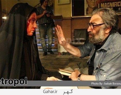 mahnaz.afshar2 حمله وحشیانه اراذل به مهناز افشار در پشت چراغ قرمز؟