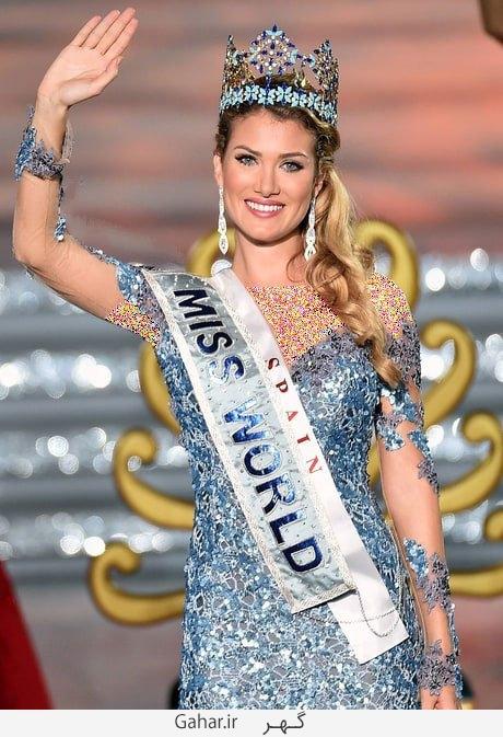 mireia lalaguna royo miss spain d5b99b42 26b9 44a9 8281 d55a69e35f4b دختر شایسته 2015 انتخاب شد Miss World 2015