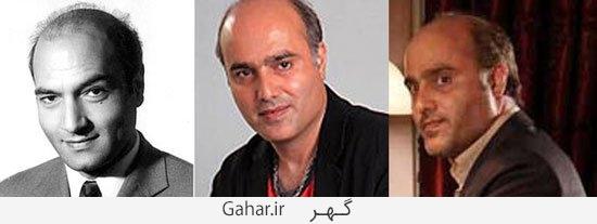 moaamaye shah14 گریم بازیگران معمای شاه و شباهتشان به شخصیت های اصلی/عکس