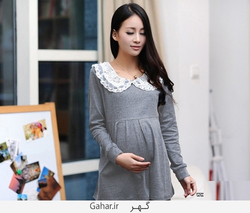 model lebas hamelegi 8 مدل لباس حاملگی  و بارداری جدید و شیک 2016
