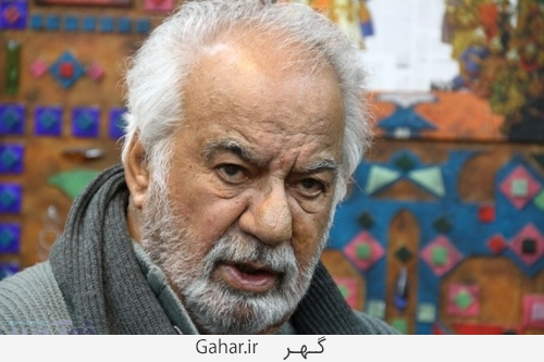 naser شرط عجیب تلویزیون برای پخش تیزر فیلم نقش نگار با بازی ناصر ملک مطیعی