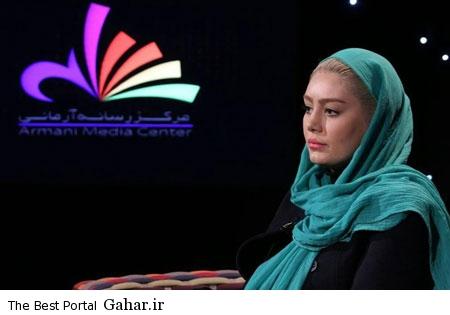 sahar نظر جالب سحر قریشی در مورد احمدی نژاد و روحانی