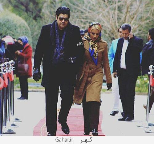 salar aghili بیوگرافی حریر شریعت زاده همسر سالار عقیلی + عکس