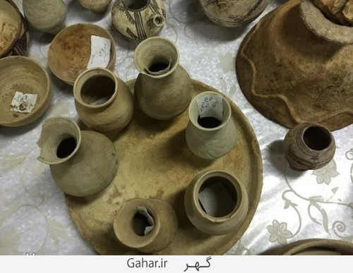 shahre sookhte5 500x387 عکس ; قبر زن ثروتمند ایرانی در شهر سوخته