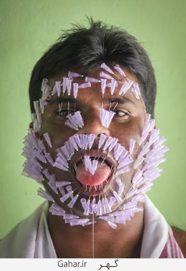 vaghaye 2015 16 عکس ; تلخ و شیرین ، عجیب و جالب سال 2015 از زبان خبرگزاری ها