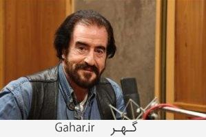 valiollah momeni ولی الله مؤمنی بازیگر معمای شاه درگذشت