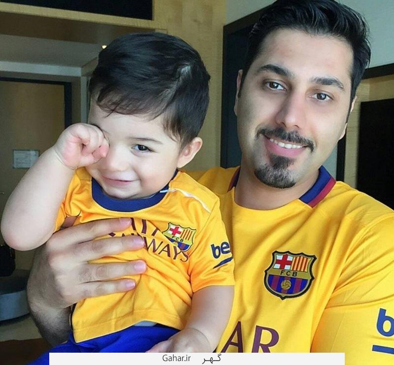 Bazigaran13 عکس های جدید بازیگران در کنار فرزندانشان دی 94