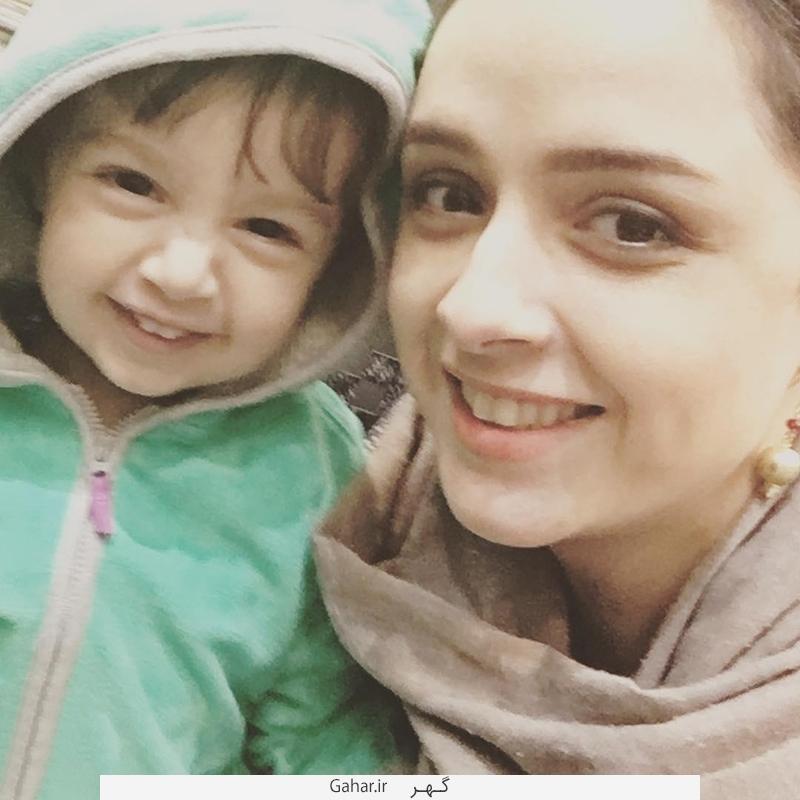 Bazigaran3 عکس های جدید بازیگران در کنار فرزندانشان دی 94