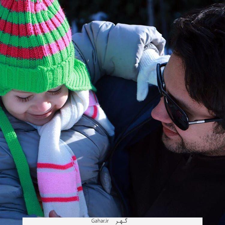 Bazigaran4 عکس های جدید بازیگران در کنار فرزندانشان دی 94