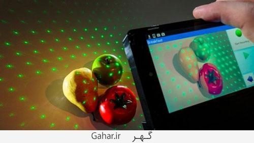 caleri با موبایل کالری مواد غذایی که می خورید را اندازه بگیرید