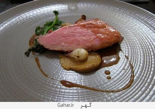 ghazageran گرانترین غذای دنیا 600 میلیون تومان / عکس