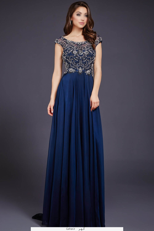 lebas shab10 جذاب ترین مدل لباس شب و مجلسی 2016