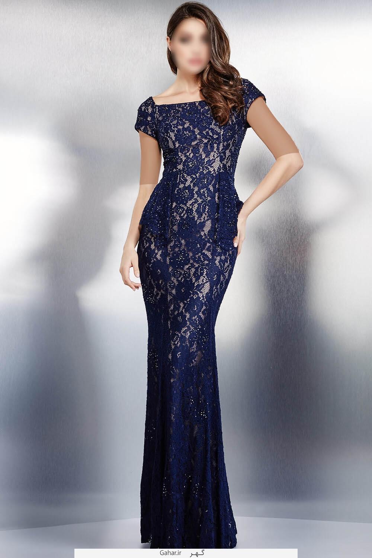 lebas shab5 جذاب ترین مدل لباس شب و مجلسی 2016
