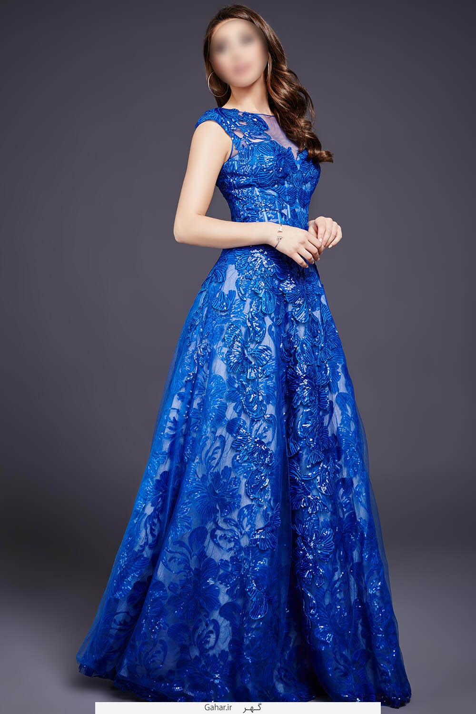 lebas shab6 جذاب ترین مدل لباس شب و مجلسی 2016