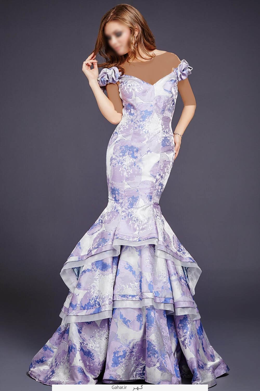 lebas shab7 جذاب ترین مدل لباس شب و مجلسی 2016