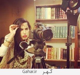 sanaz akf 1 نامزد سوشا مکانی قلابی از آب درآمد ، جرم سوشا سنگین شد