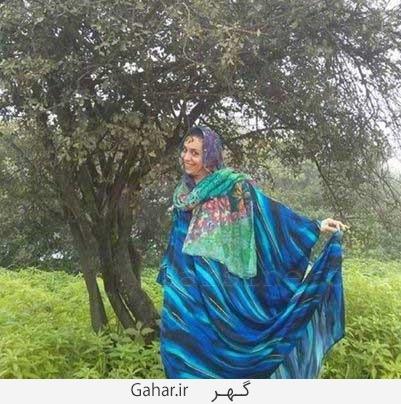 sharzad mirgholikhani2 بازرس زن ویژه صداوسیما برای همیشه به عمان رفت! / عکس
