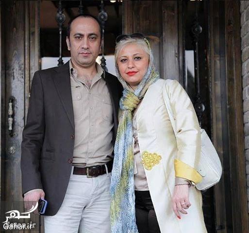 072314 Gahar ir عکس مرحوم عارف لرستانی و همسرش
