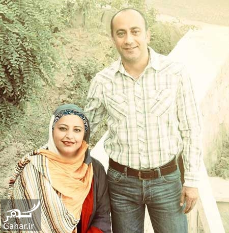 118264 Gahar ir عکس مرحوم عارف لرستانی و همسرش