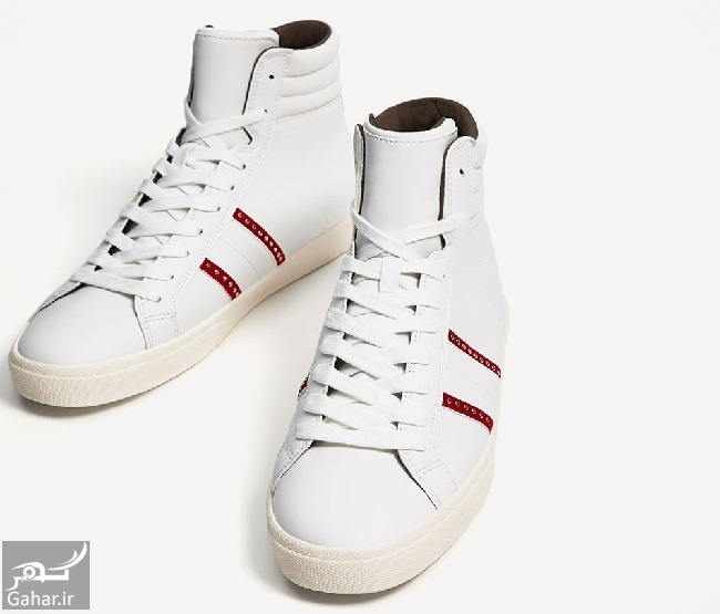 133315 Gahar ir مدل جدید کفش کتانی مردانه و پسرانه برند ZARA
