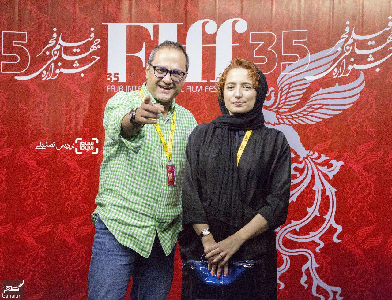 156095 Gahar ir عکس های جدید هنرمندان در سی و پنجمین جشنواره جهانی فیلم فجر