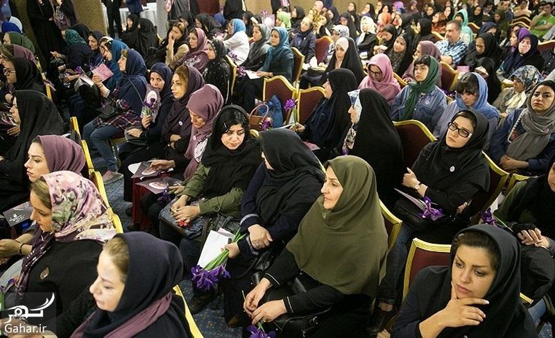 230472 Gahar ir عکسهای همایش بانوان حامی روحانی در تهران