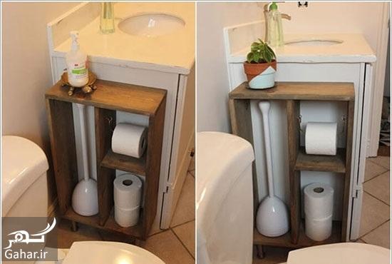 331827 Gahar ir ایده های دست ساز برای دکوراسیون حمام