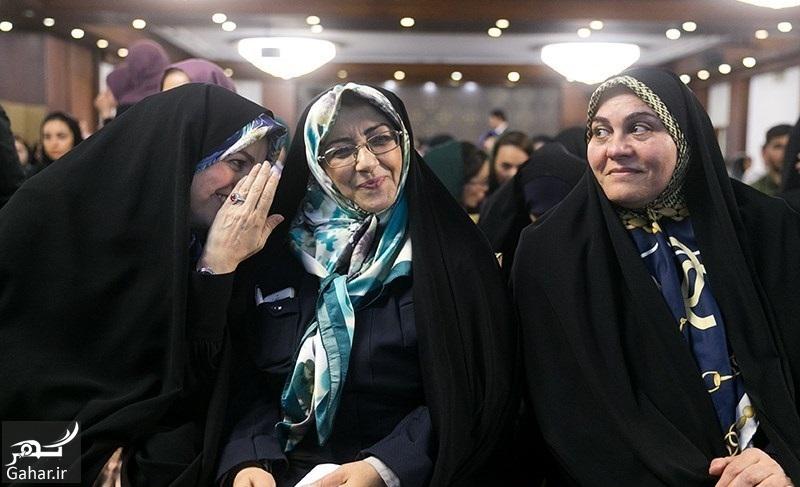 358945 Gahar ir عکسهای همایش بانوان حامی روحانی در تهران
