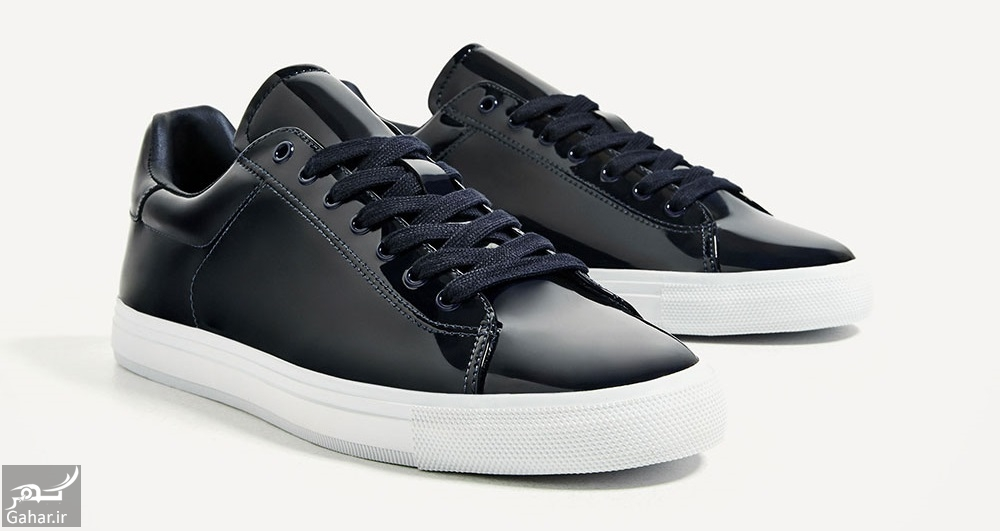 485707 Gahar ir مدل جدید کفش کتانی مردانه و پسرانه برند ZARA