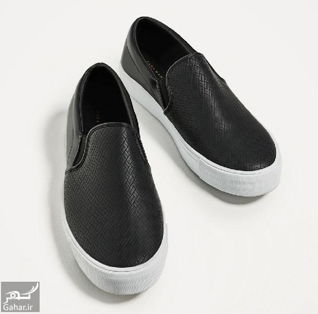 574766 Gahar ir مدل جدید کفش کتانی مردانه و پسرانه برند ZARA