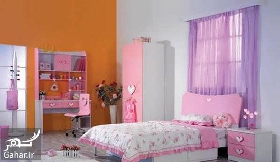 587725 Gahar ir دکوراسیون اتاق بچه ؛ دخترانه و پسرانه