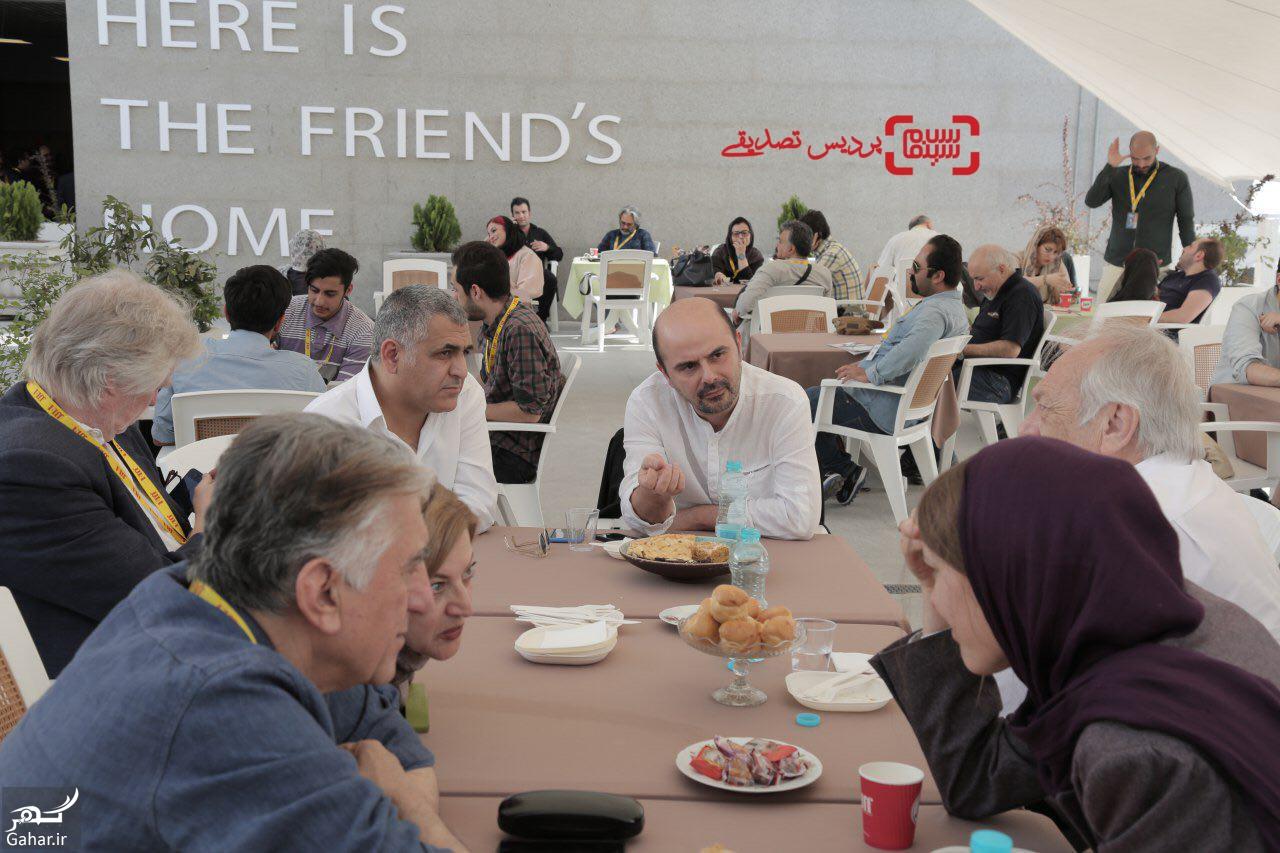 693987 Gahar ir عکس های جدید هنرمندان در سی و پنجمین جشنواره جهانی فیلم فجر