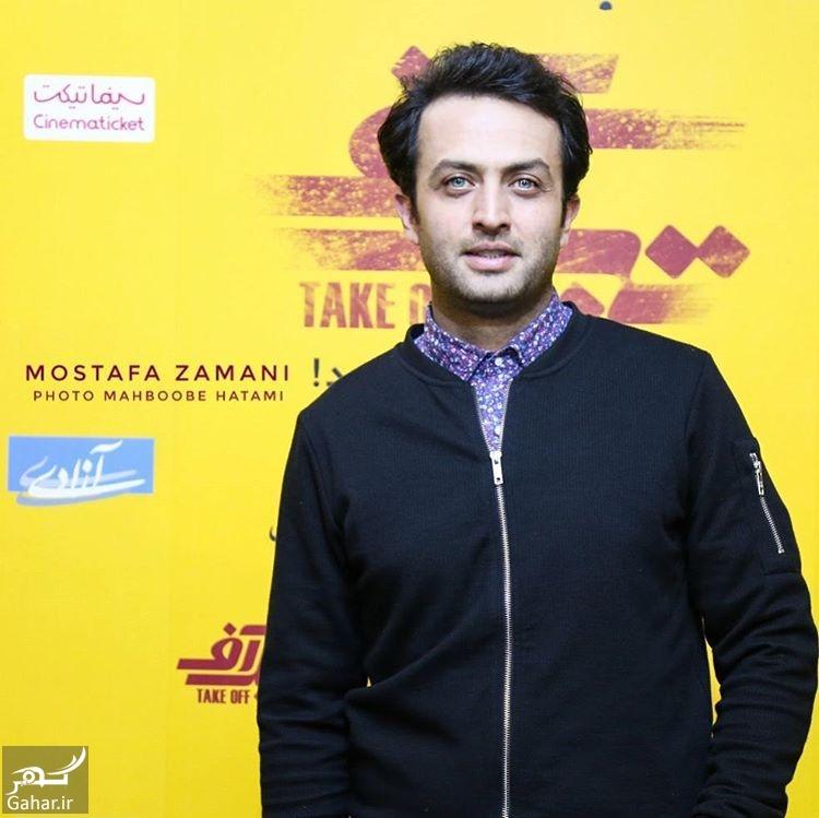 754157 Gahar ir بازیگران در اکران مردمی فیلم «تیک آف» + عکس