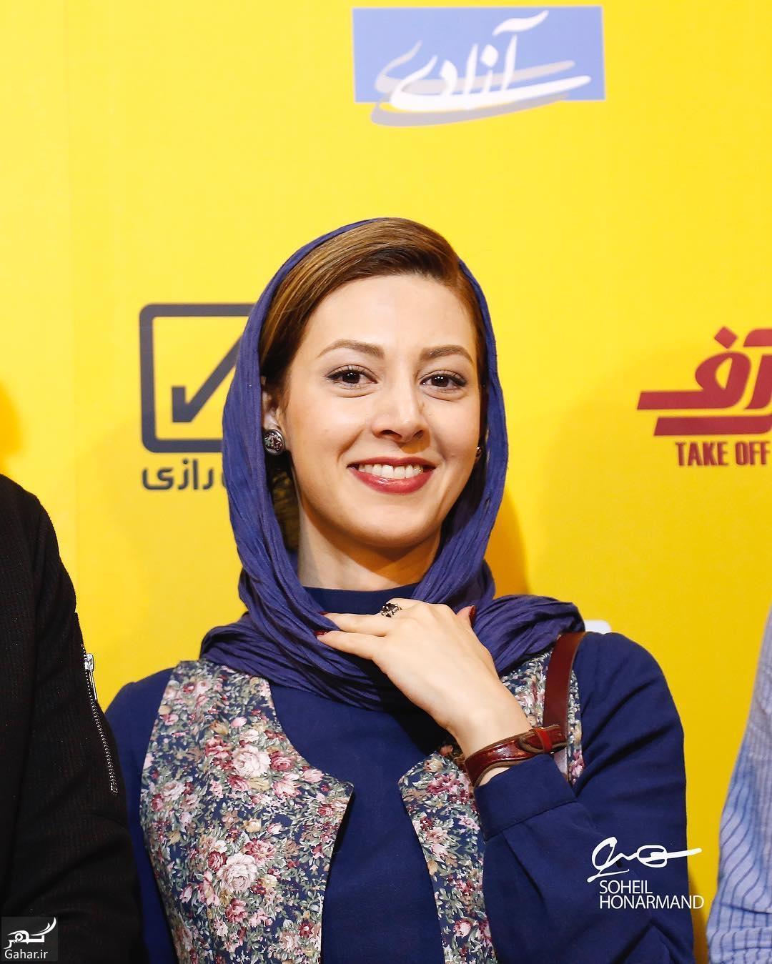 773384 Gahar ir بازیگران در اکران مردمی فیلم «تیک آف» + عکس