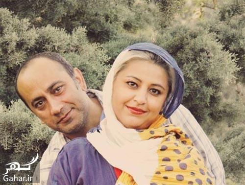 816266 Gahar ir عکس مرحوم عارف لرستانی و همسرش