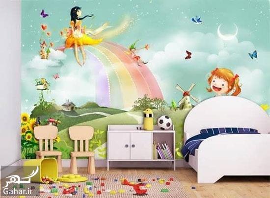 868571 Gahar ir دکوراسیون اتاق بچه ؛ دخترانه و پسرانه