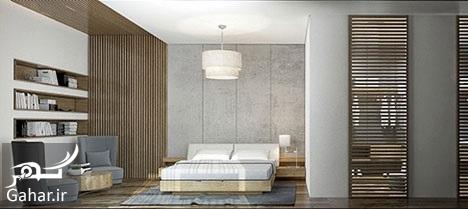 995606 Gahar ir مدل های دکوراسیون اتاق خواب در کنار کمد دیواری