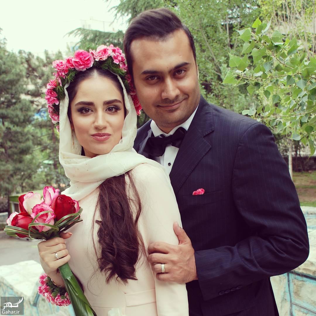 011701 Gahar ir عکس جذاب و دیدنی هانیه غلامی و همسرش
