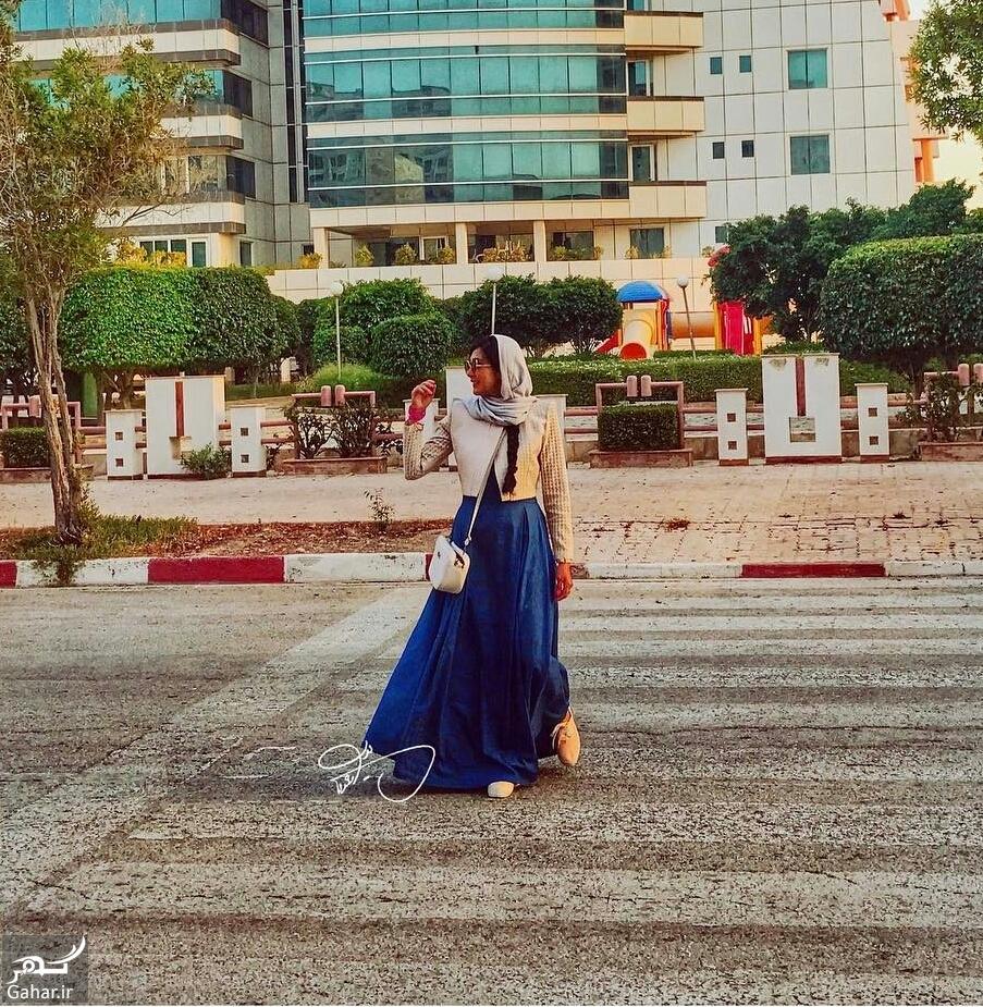 066141 Gahar ir عکس های متفاوت مریم معصومی در جزیره کیش