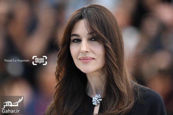 088541 Gahar ir عکسهای مونیکا بلوچی در افتتاحیه جشنواره فیلم کن 2017