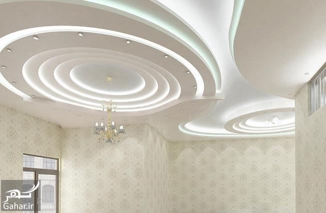 211377 Gahar ir مدلهای جدید و خاص سقف کناف (25 مدل سقف کاذب کناف)