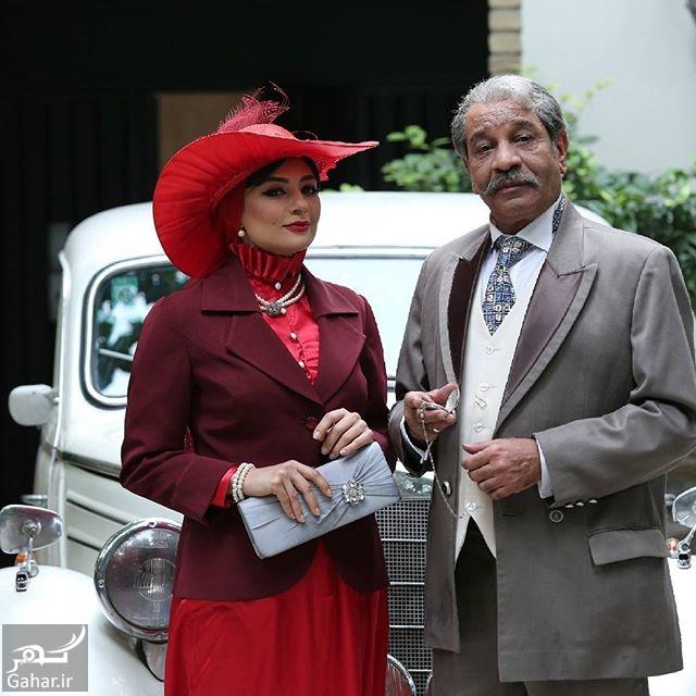 248748 Gahar ir عکس های جذاب لیلا اوتادی و یکتا ناصر در فیلم سینمایی آشوب