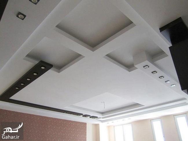 269515 Gahar ir مدلهای جدید و خاص سقف کناف (25 مدل سقف کاذب کناف)