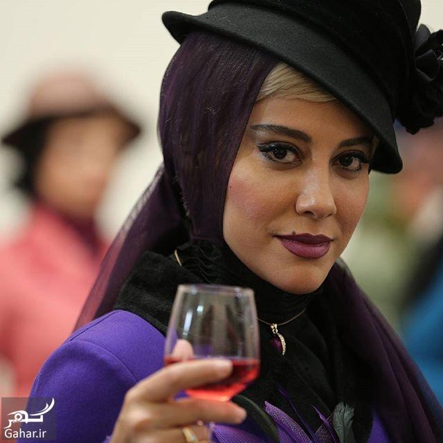 343957 Gahar ir عکس های جذاب لیلا اوتادی و یکتا ناصر در فیلم سینمایی آشوب