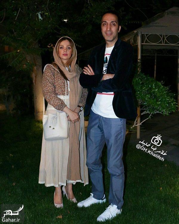 362444 Gahar ir عکس متفاوت از امیرمهدی ژوله و همسرش
