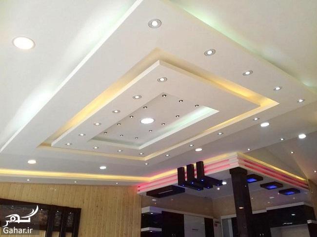 391032 Gahar ir مدلهای جدید و خاص سقف کناف (25 مدل سقف کاذب کناف)